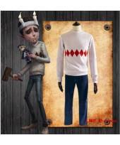 新品IdentityV 庭師海賊船大工 探鉱者 幸運児双一衣装送料無料