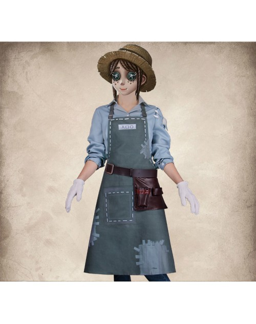 IdentityV第五人格最新型コスプレ変装庭師エマコス衣装セットアイデンティティV 大人気