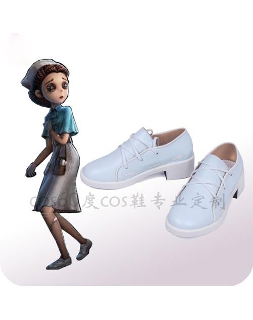 新品第五人格医者コス靴IdentityV第五人格エミリー・ダイアー医師コスプレ用靴アイデンティティⅤ高品質