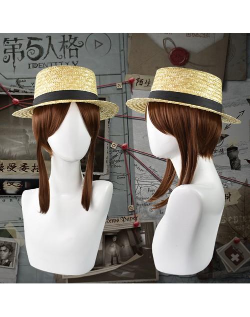 IdentityV第五人格庭師仮装用コスウィッグ激安アイデンティティV 庭師エマウッズかつら通販