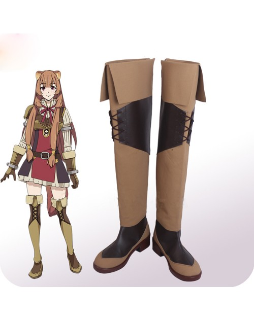 盾の勇者の成り上がりラフタリアコスプレ靴cos靴激安販売