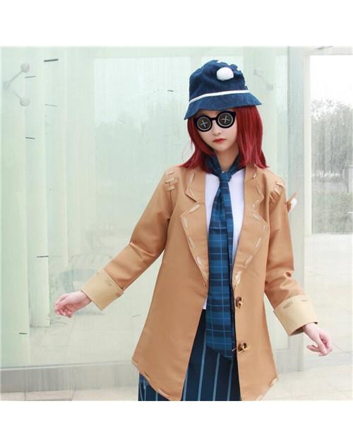 アイデンティティ V心眼コスプレ衣装第五人格盲女初期衣装高品質