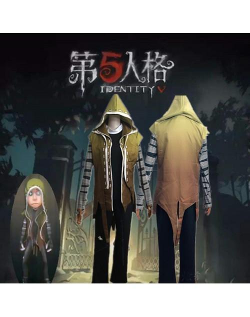 第五人格Identity V傭兵コス衣装ボロい服アイデンティティV ナワーブ・サベダーコスプレ変装