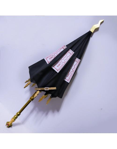 人気アイデンティティⅤハンター白黒無常宿傘の魂コスプレ道具傘投げ
