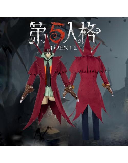 第五人格IdentityVリッパージャック薔薇の紳士コスプレ衣装コスチューム通販