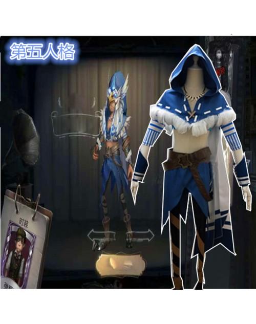 第五人格アイデンティティV 傭兵白鷹の舞衣装コスプレIdentity Vナワーブ・サベダーcos変装激安