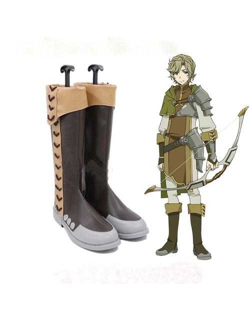 弓の勇者川澄 樹靴コスプレ盾の勇者の成り上がりかわすみ いつきコス靴