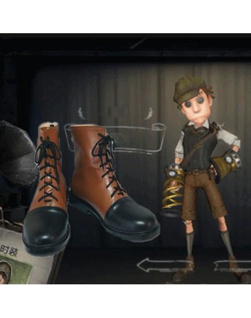 アイデンティティV 傭兵スプリングコスプレ靴第五人格ナワーブ cos靴