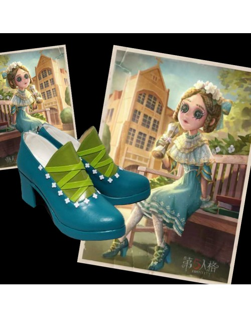 第五人格アイデンティティV医師エミリー往昔コスプレ靴大人気