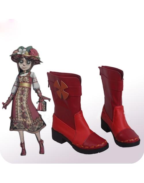 第五人格アイデンティティV庭師羅刹緋春コスプレ靴Identity Vエマ cosplay 靴