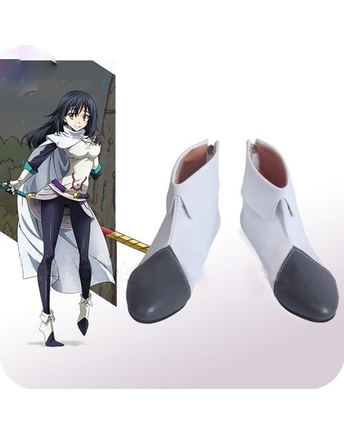 転生したらスライムだった件井沢静江 シズ 風コスプレ靴オーダーメイド