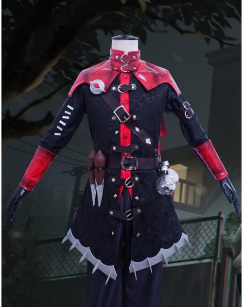 第五人格Identity V アイデンティティⅤ納棺師ソップ・カールエクソシストコスプレ衣装コス服cosplay服装セットサバイバーハイクオリティ