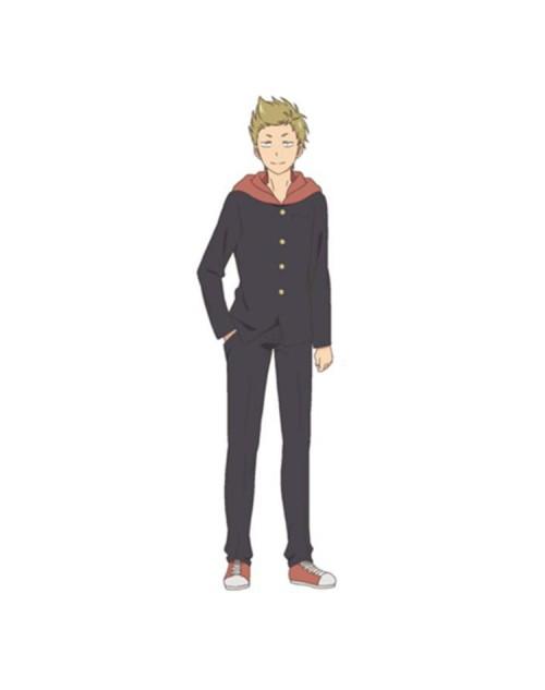 川柳少女毒島 エイジぶすじま エイジコスプレ衣装柄井高校男の子衣装