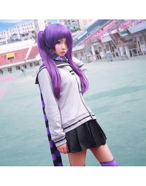 川柳少女花買 タオはなかい タオコスプレ衣装セーラー服柄井高校制服