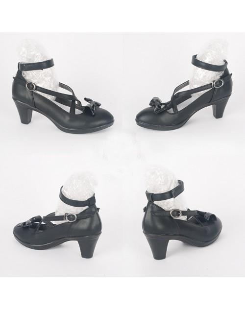 CAROLE & TUESDAY チューズデイロリータ風コスプレ靴キャロル&チューズデイ