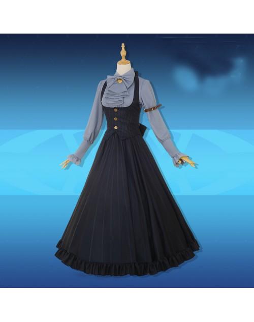 崩壊3rd AIちゃんコスプレ衣装崩壊サード戦艦AI日常スカートコスチューム聖痕スキル