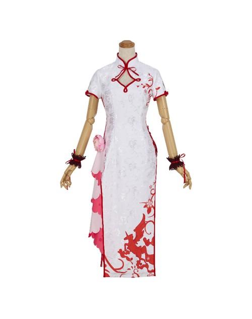 アズールレーンユニコーン春の贈り物チャイナドレスコスプレ衣装新春スキン