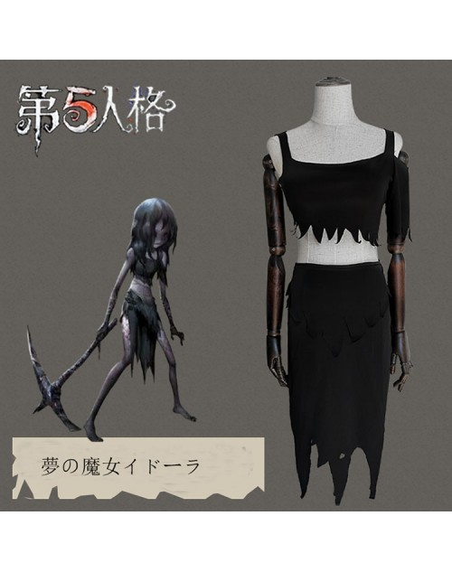 IdentityV 第五人格夢の魔女イドーラコスプレ衣装アイデンティティ ⅴコスチューム人気新品