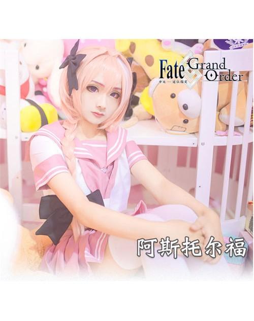 アストルフォ風Fate Grand Order制服可愛いアストルフォセーラー服激安おすすめ