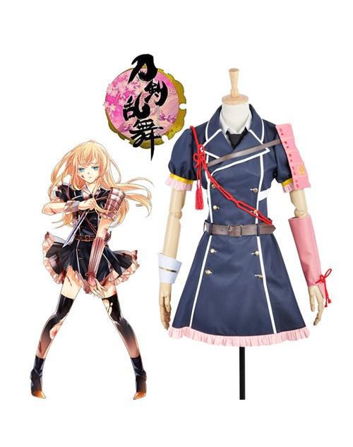 新品cosplay 変装乱藤四郎刀剣乱舞コスプレ制服かっこいい