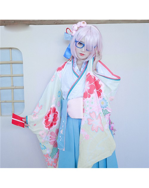 Fate/Grand Order マシュキリエライト着物オシャレ正月礼装 概念礼装おすすめ