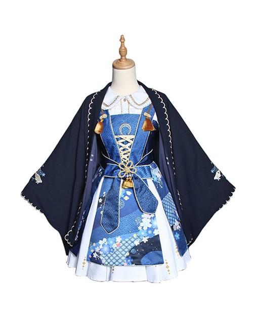 三日月宗近みかづきむねちか刀剣乱舞コスプレ衣装同人洋装風高い再現度