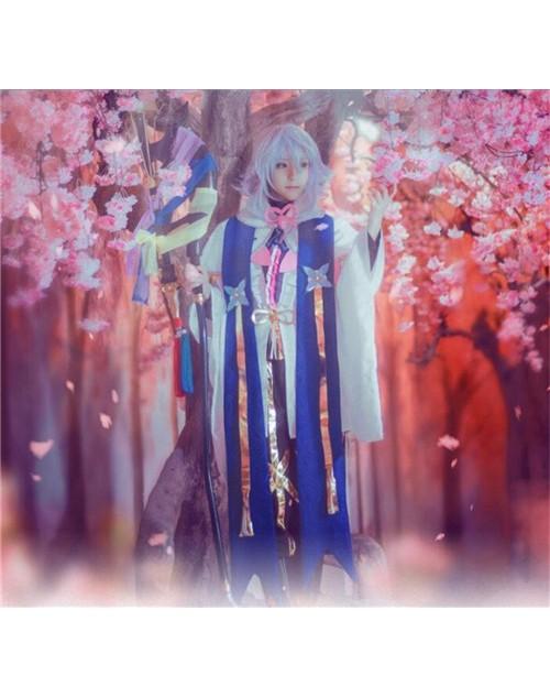 キャスターマーリンfgoコスプレ変装cosplay イベント衣装高品質