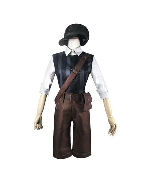 Identity V第五人格スプリング衣装 コスプレ傭兵アイデンティティVマルタ·ベタンフェルcos服