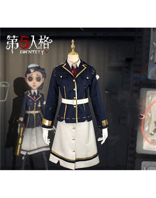 アイデンティティVマーサ空軍着替え衣装「海軍儀仗兵」コスプレ衣装激安通販