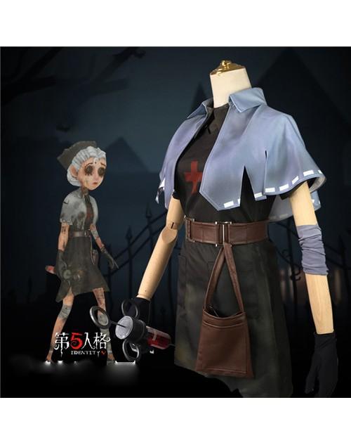 新作Identity V医師エミリー 裏面コス衣装通販第五人格コスチューム衣装おすすめ