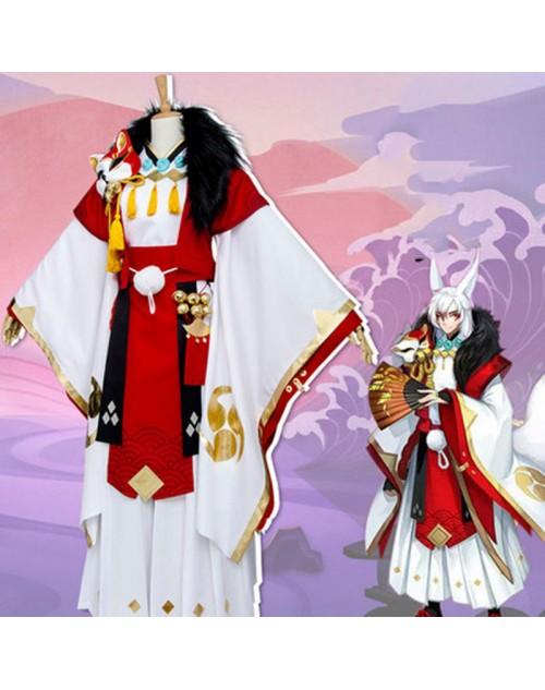陰陽師妖狐(ようこ)アバター 風流たるもの コスプレ衣装 ウィッグ