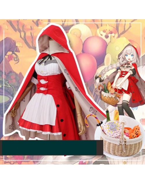 Fate/Grand Order  FGO マリー・アントワネット 四周年英霊祭装 コスプレ 衣装 コスチューム 変身 仮装