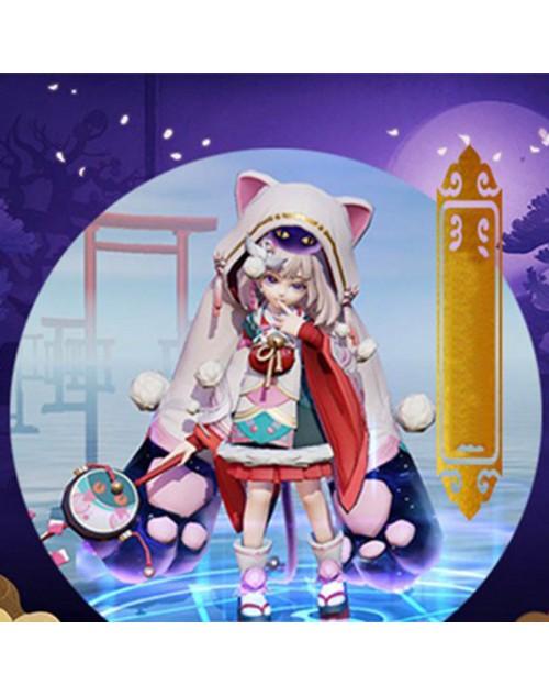 陰陽師 決戦!平安京コスプレ 二口女 スキン コスプレ 妖霊童趣 コスプレ