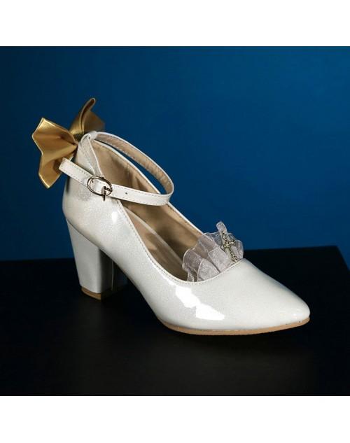 カードキャプターさくら Card Captor桜風 木之本 桜(きのもと さくら)聖歌 戦闘服 コスプレ 衣装 靴