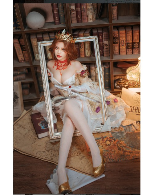 第五人格 IdentityV 血祭り 血の女王 マリー コスプレ衣装 コスチューム衣装 通販