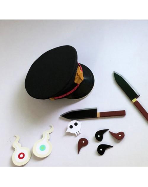 「新品予約」地縛少年花子くん 花子くん(はなこくん) コスプレ道具