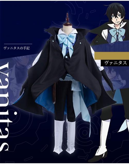 新品セールヴァニタスコスプレ衣装 ヴァニタスの手記 cosplay アニメ新番衣装 コスチューム 変装 仮装 ハロウィン イベント大人子供サイズもオーダー可