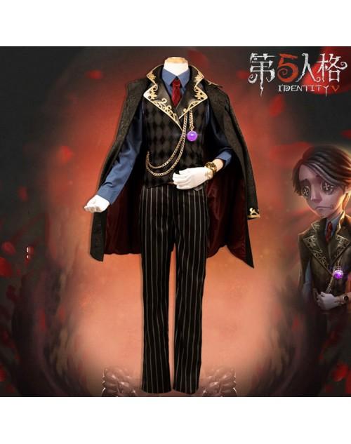 第五人格Identity V アイデンティティⅤ納棺師命の翻弄者コスプレ衣装コス服cosplay服装サバイバーハイクオリティ