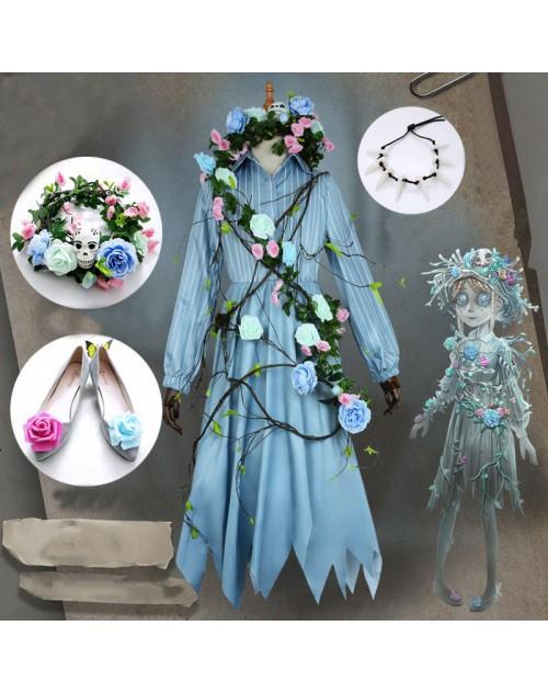 第五人格Identity V アイデンティティⅤ庭師幽霊プリンセスコスプレ衣装コス服cosplay服装サバイバーハイクオリティ