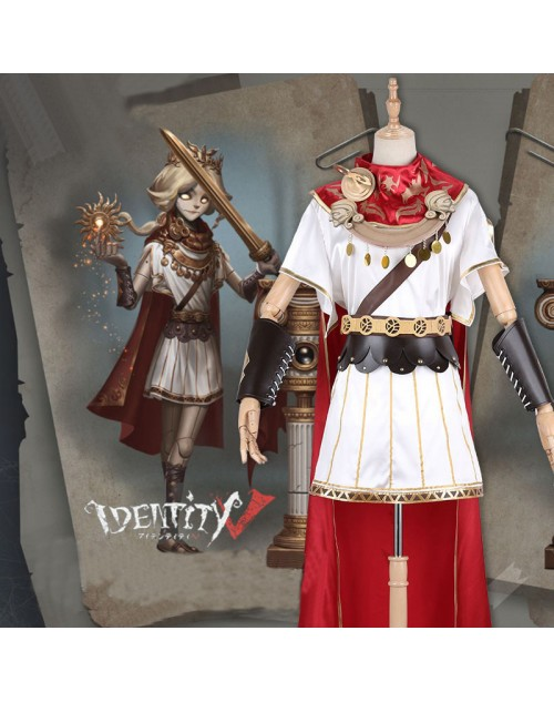 第五人格Identity V アイデンティティⅤ写真家アポロコスプレ衣装コス服cosplay服装サバイバーハイクオリティ