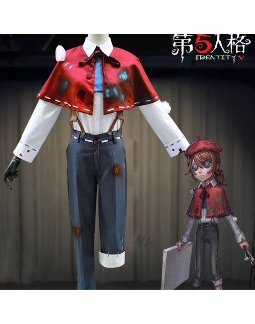 第五人格Identity V アイデンティティⅤ画家初期服コスプレ衣装コス服cosplay服装サバイバーハイクオリティ
