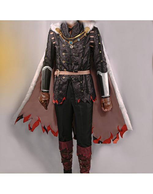 第五人格Identity V アイデンティティⅤ患者エミールUR衣装罪を逃れし者コスプレ衣装コス服cosplay服装サバイバーハイクオリティcosces