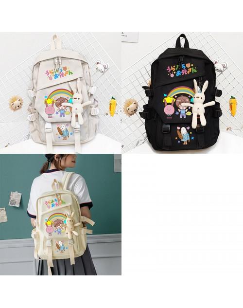 うらみちお兄さん表田裏道リュックサックバッグかわいい関連商品人気アニメおすすめコスプレ