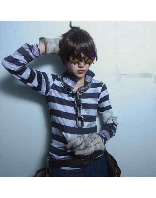 第五人格Identityv囚人ルカ・バルサー初期衣装コスプレ衣装アイデンティティvコスチュームハイクオリティcosplayおすすめ人気