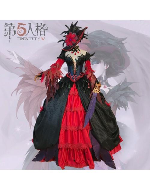 第五人格Identityv血の女王マリー最後の踊りコスプレ衣装アイデンティティvハイクオリティ超絶コスチュームおすすめ重宝の作品