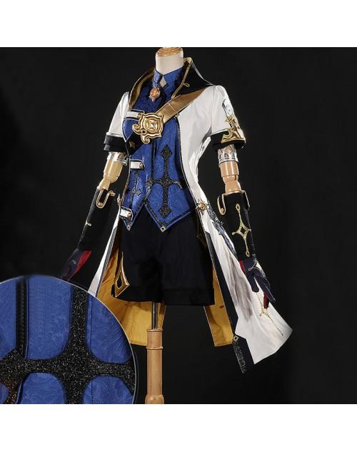 原神Genshinアルベドコスプレ衣装おすすめゲームコスチューム人気かっこいい変装着替え撮影会イベント会場通用