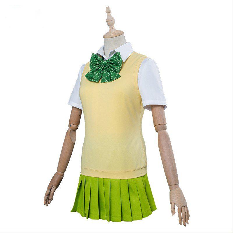 五等分の花嫁中野 四葉コスプレ衣装