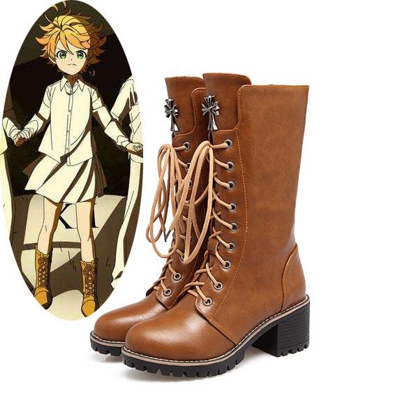 エマ約束のネバーランドコスプレ靴