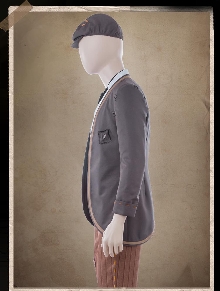 泥棒コスプレ衣装ステージ服