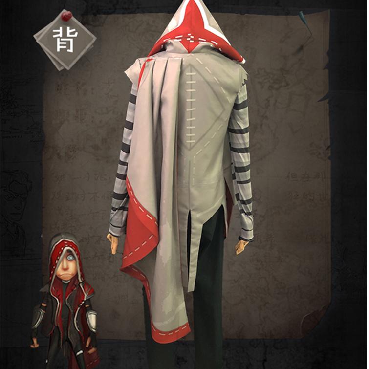 IdentityV傭兵コスプレ衣装ステージ服